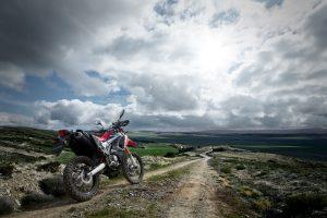 2017 honda crf250l rally improvements