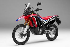2017 Honda CRF250L Rally Price