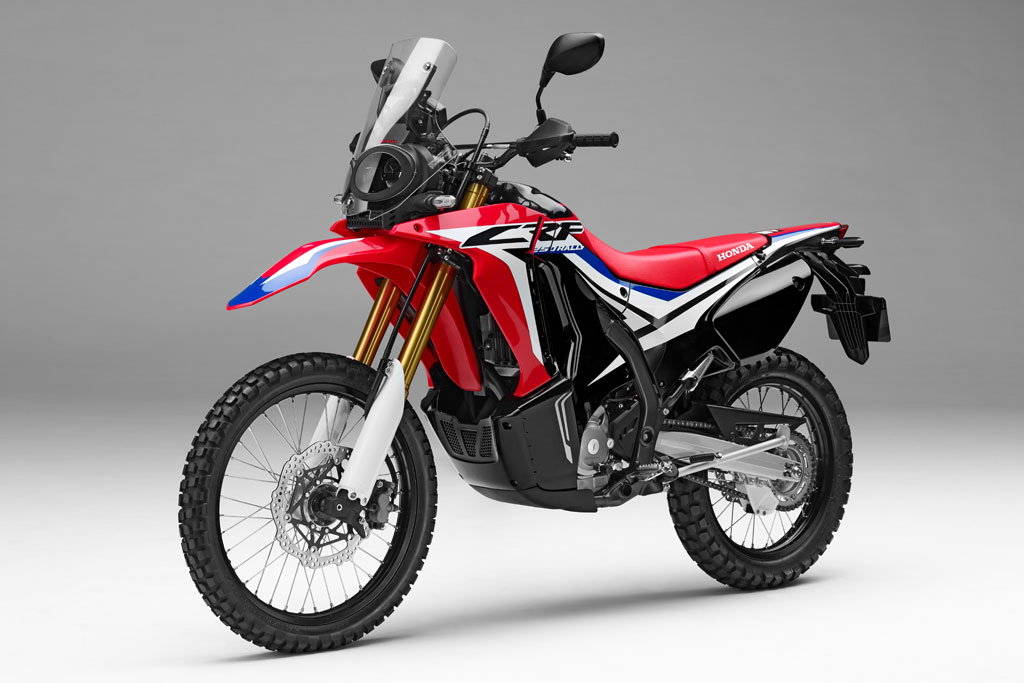First Ride: 8 Things to Know About the Honda CRF250L Rally