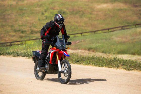 2017 Honda CRF250L Rally Ergos for taller riders