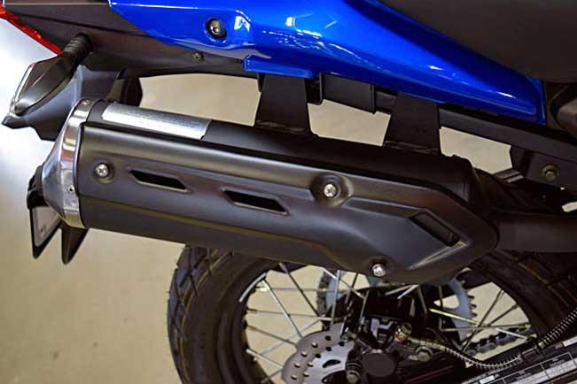 CSC RXR Adventure Motorcycle