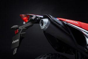 Honda CRF250L Rally Exhaust