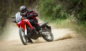 Honda CRF250L Rally Power Slide