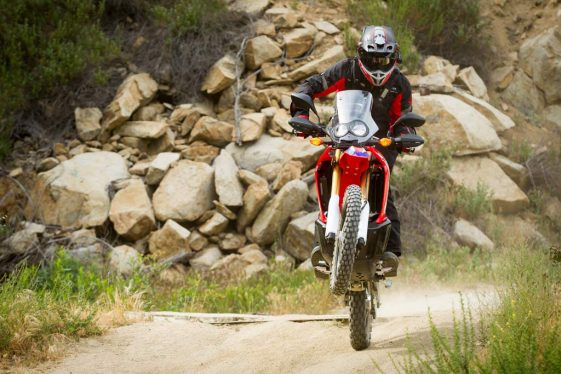 Honda CRF250L Rally Power
