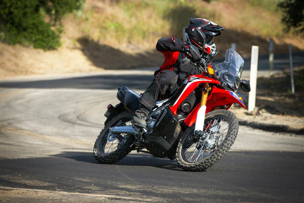 Honda Crf 80 >> First Ride: 8 Things to Know About the Honda CRF250L Rally ...