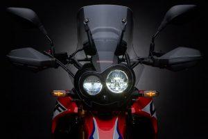 Honda CRF250L Rally Windscreen