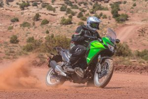 Kawasaki Versys-X 300 off-road