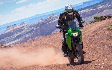 2017 Kawasaki Versys-X 300 Off-Road