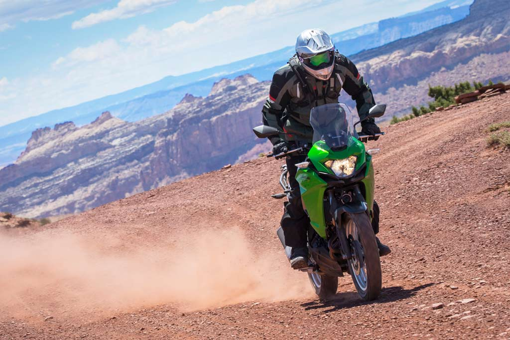 first ride: 8 things to know about the kawasaki versys-x 300 - adv