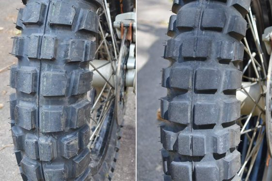 Kenda Big Block K784 Adventure Motorcycle Tire