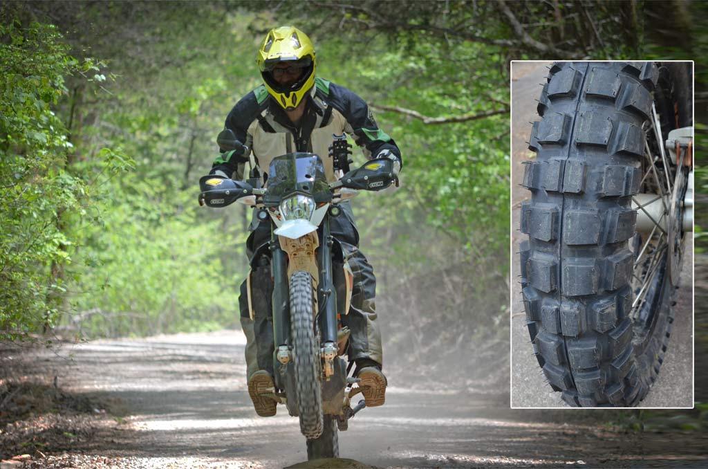 Kenda Big Block K784 Adventure Bike Tire Review