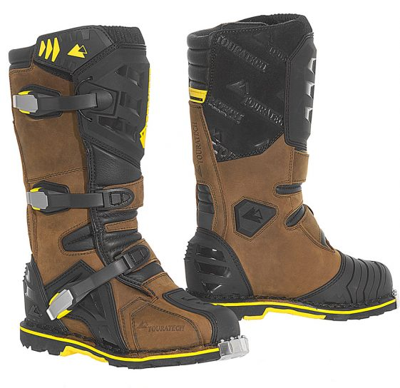 Touratech Destino Motorcycle Boot