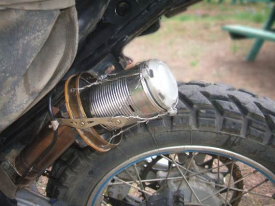 off-road riding tips improvise