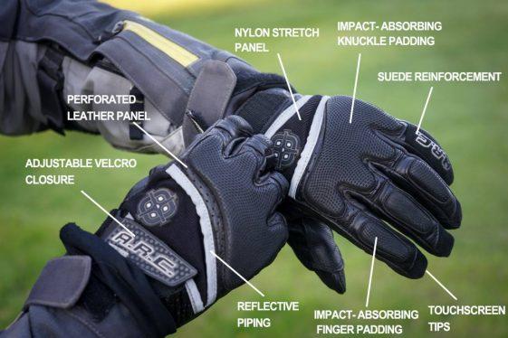 ARC Battle Born Gloves