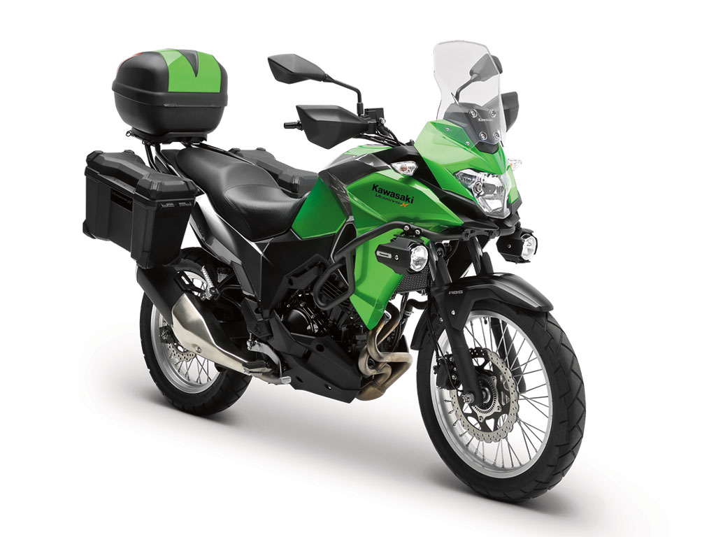 8 things to know about the kawasaki versys x 300 adv pulse. Black Bedroom Furniture Sets. Home Design Ideas