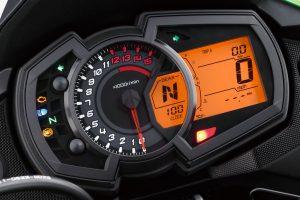 2017 Kawasaki Versys-X 300 Dash