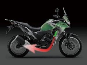 Kawasaki heat management technology