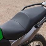 2017 Kawasaki Versys-X 300 seat
