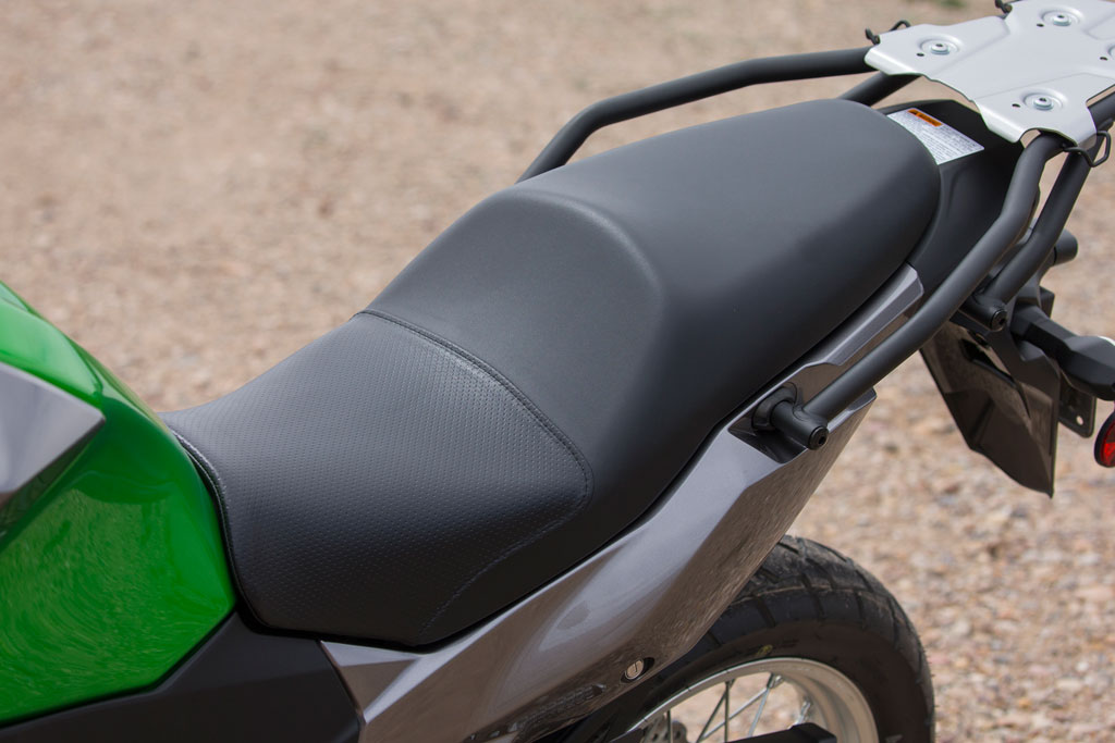 Kawasaki Versys Lower Seat Height