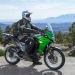 2017 Kawasaki Versys-X 300 sitting ergos