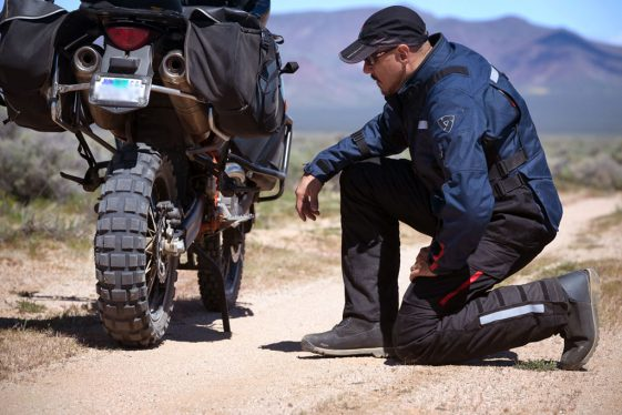 off-road riding tips bike inspection