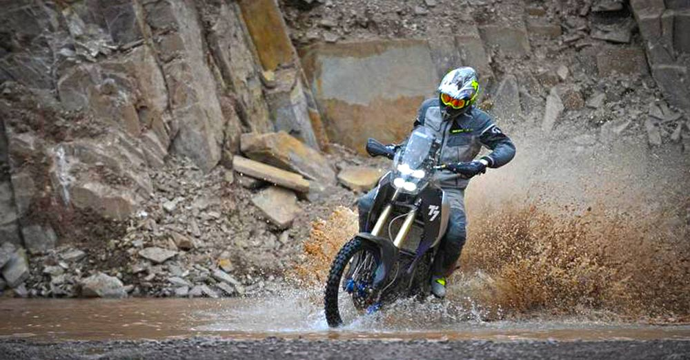 Watch the Yamaha T7 in Action During Exclusive First Test