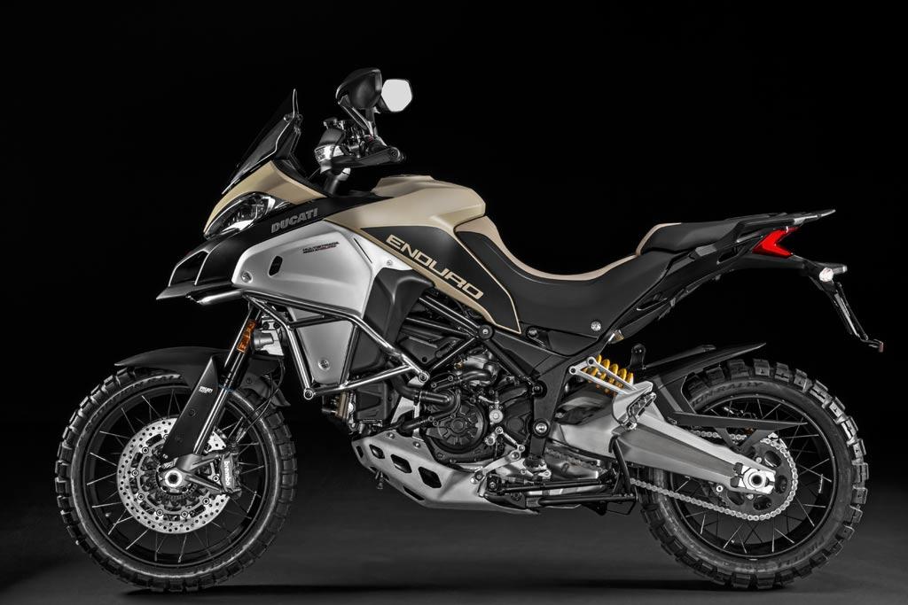 """Ducati Launches New Multistrada 1200 Enduro """"Pro"""""""