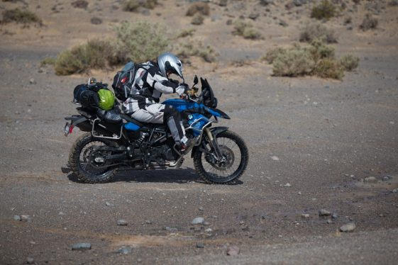 Adventure Motorcycle Survival Skills