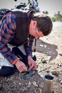 Survival Skills Expert Matt Brummett