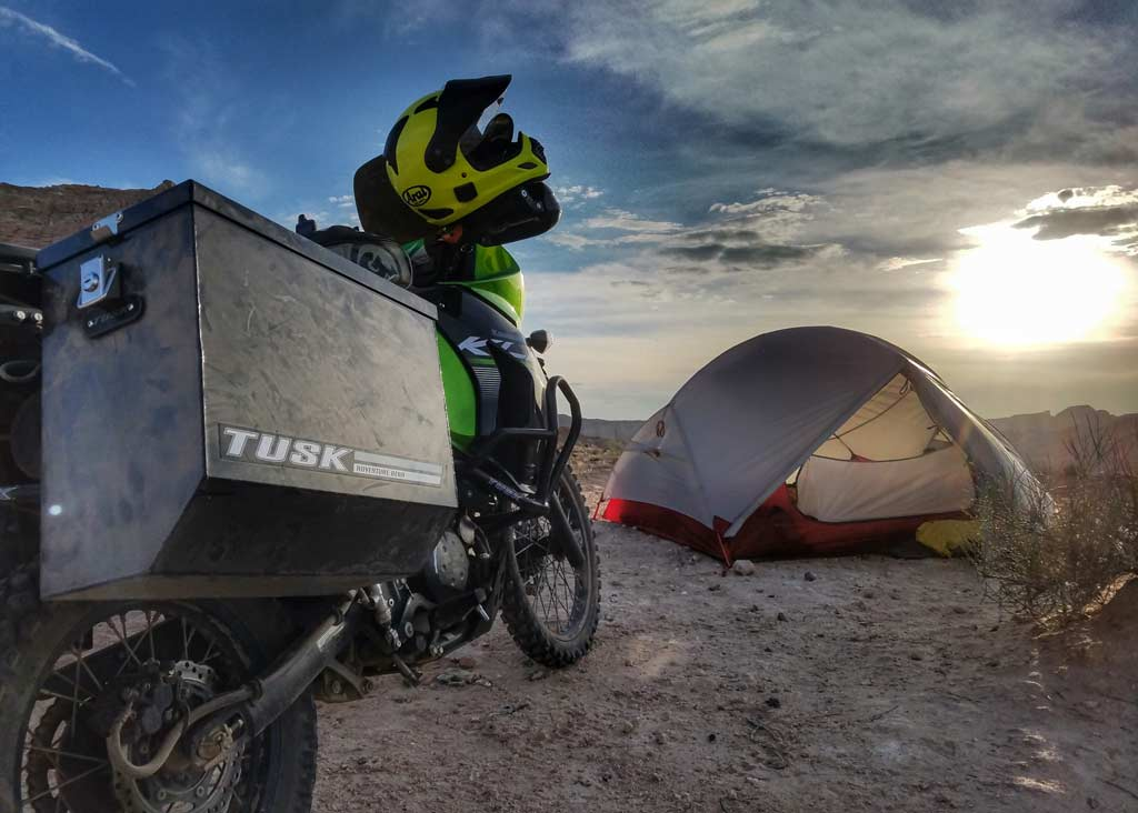 Tusk Panniers And Racks Review