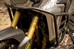 Africa Twin Hepco & Becker Upper Crash Bars