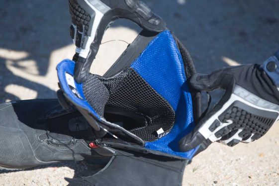 REV'IT! Discovery Outdry Adventure Motorcycle Boots Inner Lining