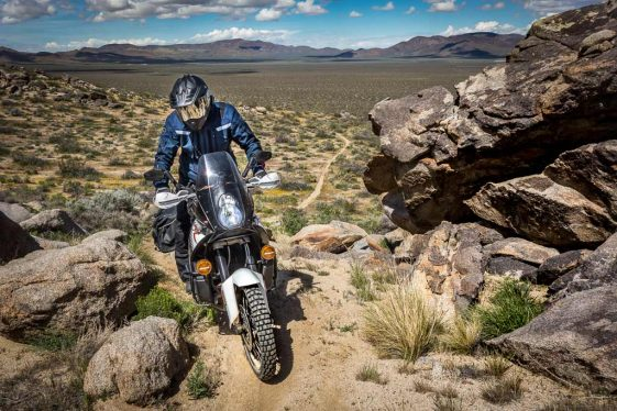REV'IT! Discovery OutDry Adventure Motorcycle Boots Technical Off-Road Terrain