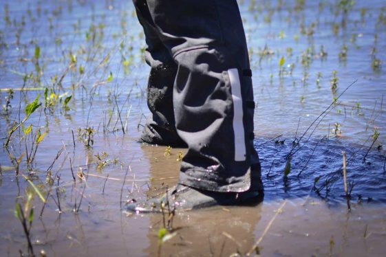 REV'IT! Discovery OutDry Waterproof Adventure Motorcycle Boots