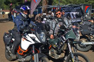 Overland Expo West Ready to Ride KTMs