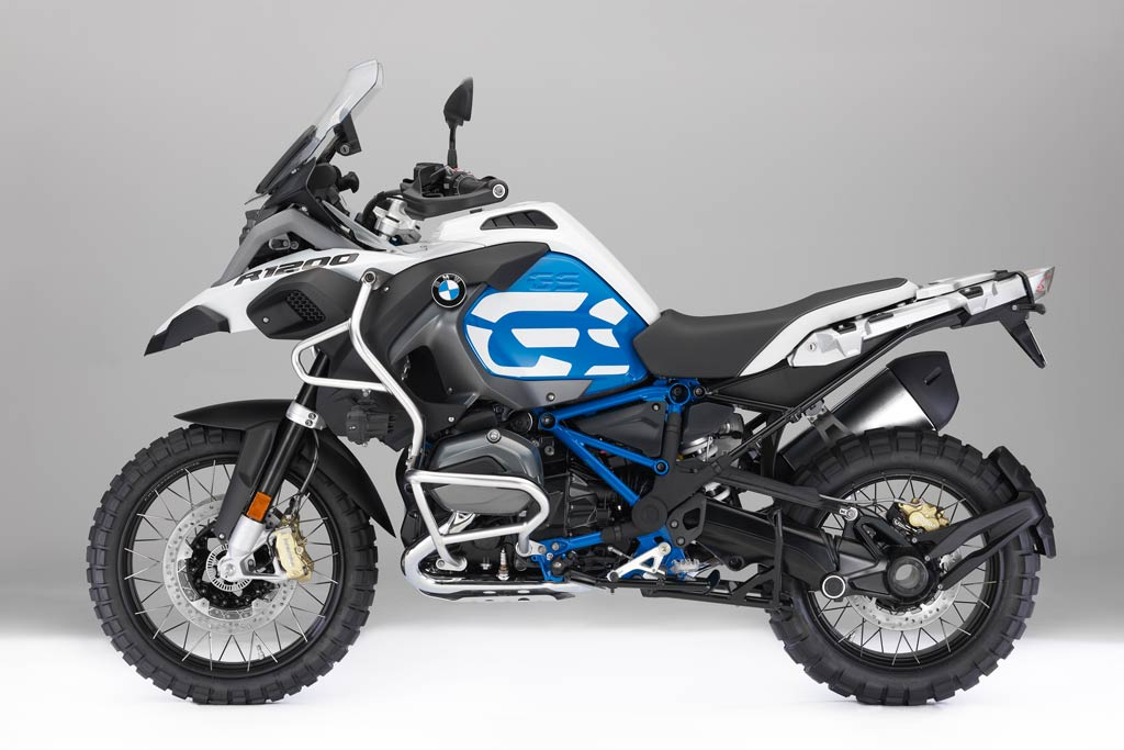 Bmw Announces R1200gsa Rallye Version And New Features Adv Pulse