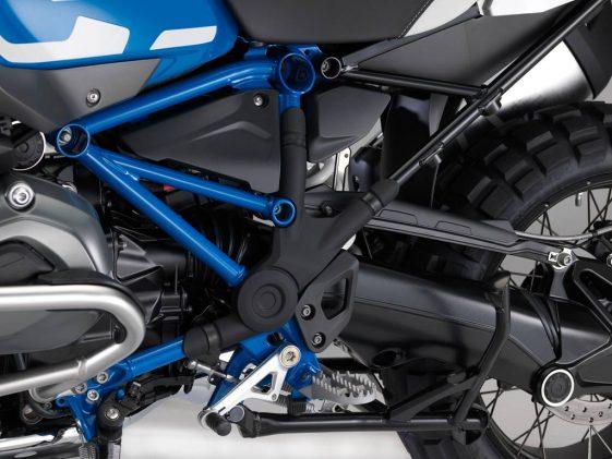 BMW Motorrad R1200GSA Rallye package