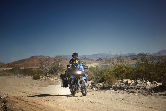 Cooking Hacks: Riding on the roads of Baja.