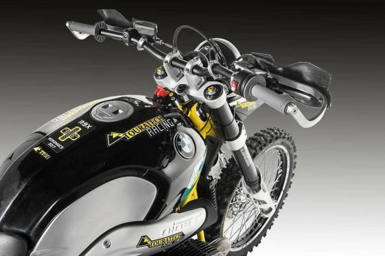 Touratech BMW R nineT RX9 Red Bull Romaniacs