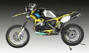 Touratech BMW R nineT Red Bull Romaniacs 2017