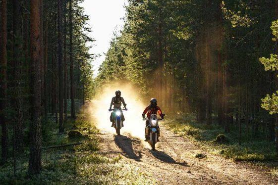 Trans Euro Trail TET Sweden