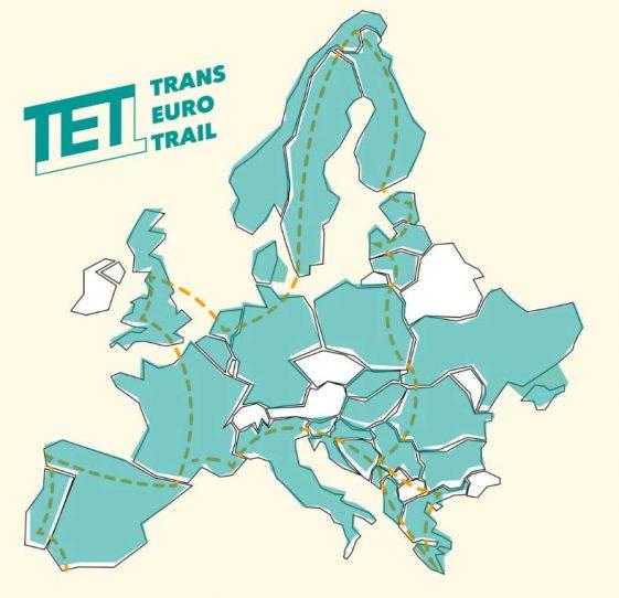 Trans Euro Trail TET