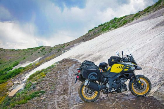 Suzuki V-Strom 1000XT Adventure Motorcycle