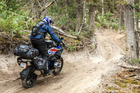 BMW MOA Rally Riding the Trails in Utah