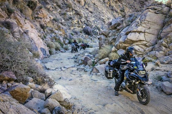 CABDR California Backcountry Discovery Route
