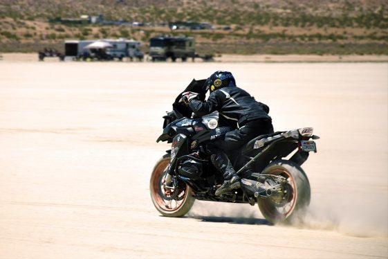 The World's Fastest GS R1200GS