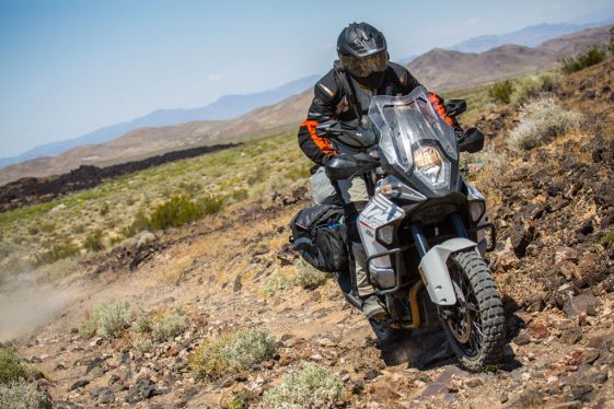 KTM 1290 Super Adventure with Siskiyou Panniers