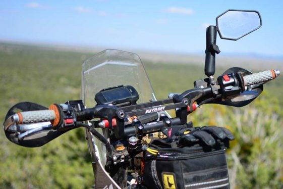 KTM 690 Enduro Bike Build Fasst Company Flexx Bars