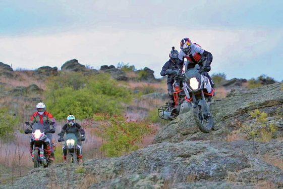 2017 KTM Adventure Rallye Chris Birch