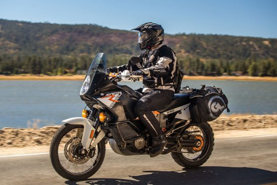 Going the distance with the siskiyou panniers